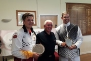 Kieran Rollings & Paul Brown Pairs Winners