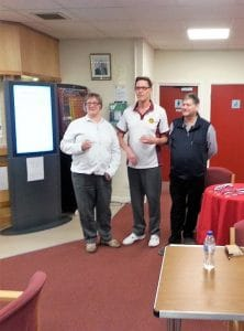 Riverside Disability Bowls Day Finalists