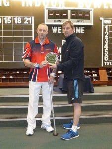 Maiden Singles Plate Winner
