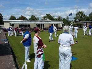 Otter St Mary Bowling Club