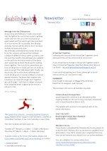 February 2021 Newsletter thumbnail