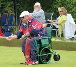 DBE Wheelchair